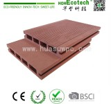 outdoor water-pfoof solid wpc decking boards